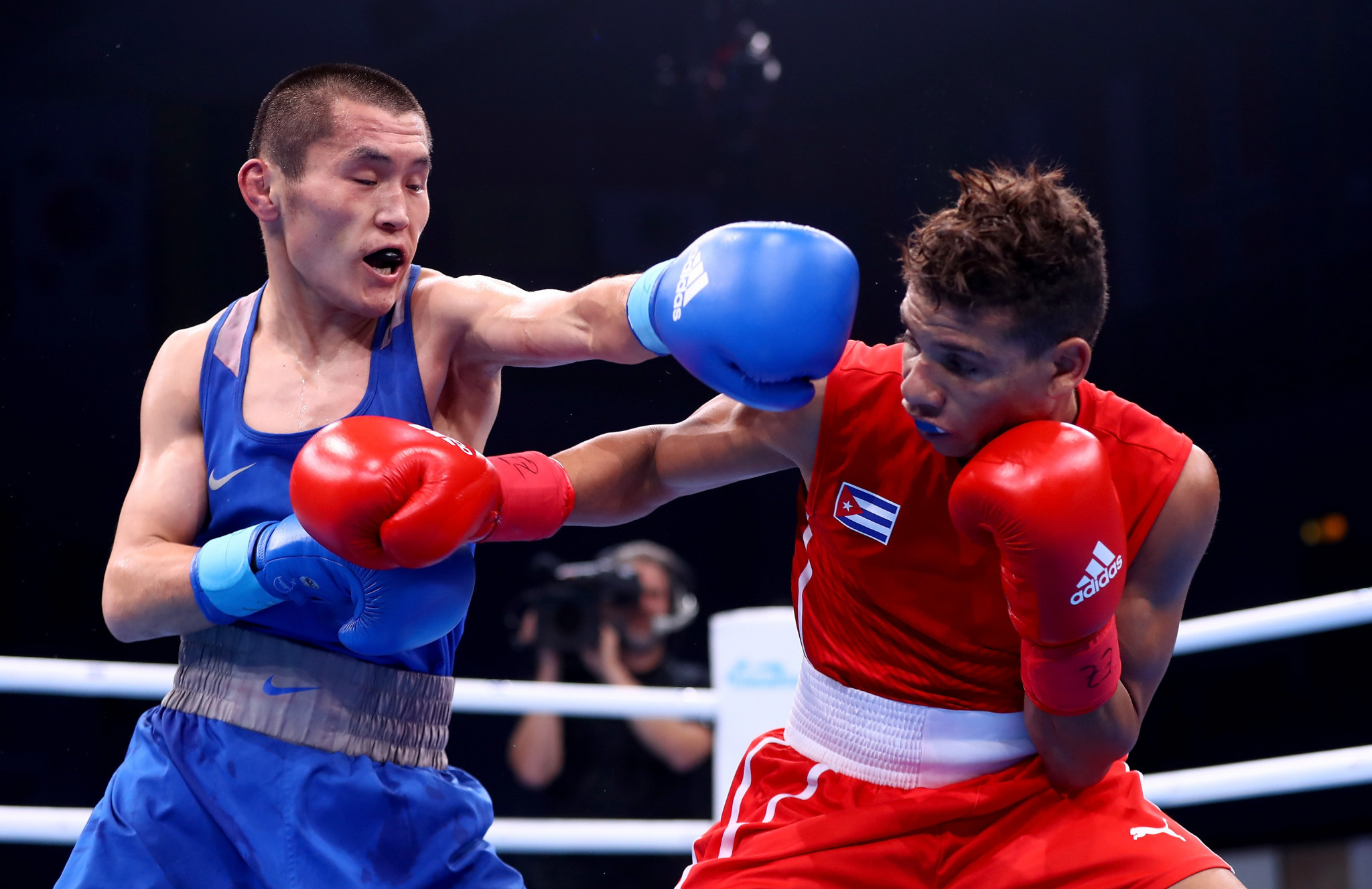 Russian World Championship bronze medallist boxer handed two-year doping ban
