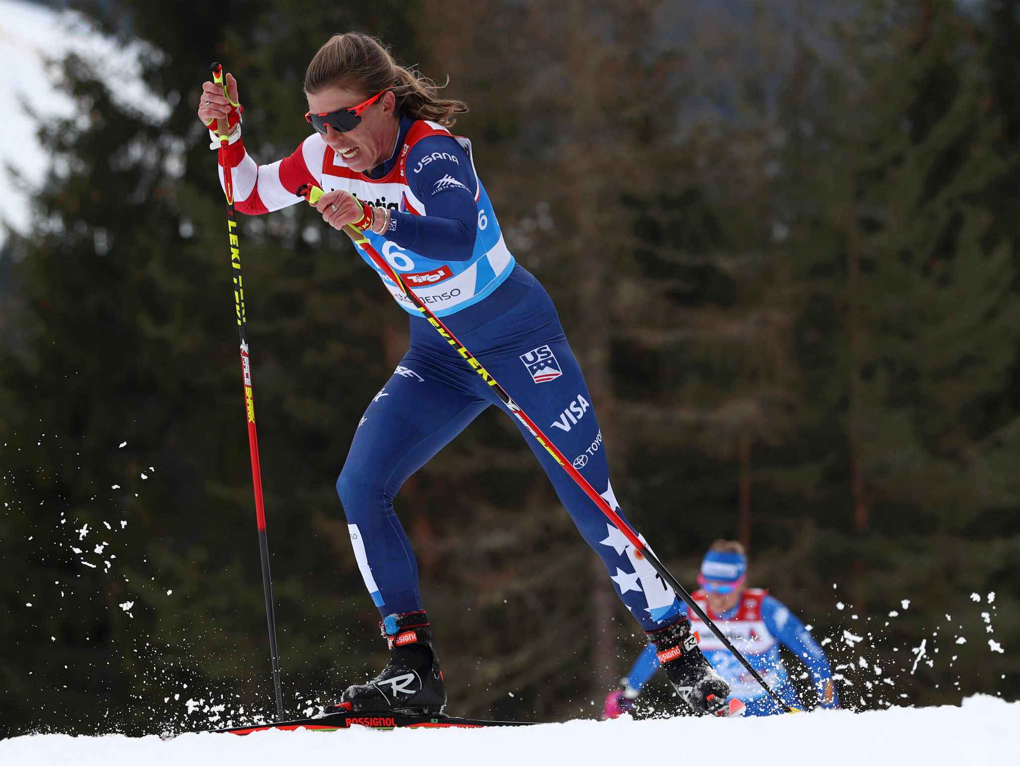 Brennan earns inaugural Inga Award from US Nordic Olympic Women group