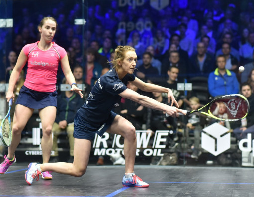 Home favourite van der Heijden exits DPD Open in first round