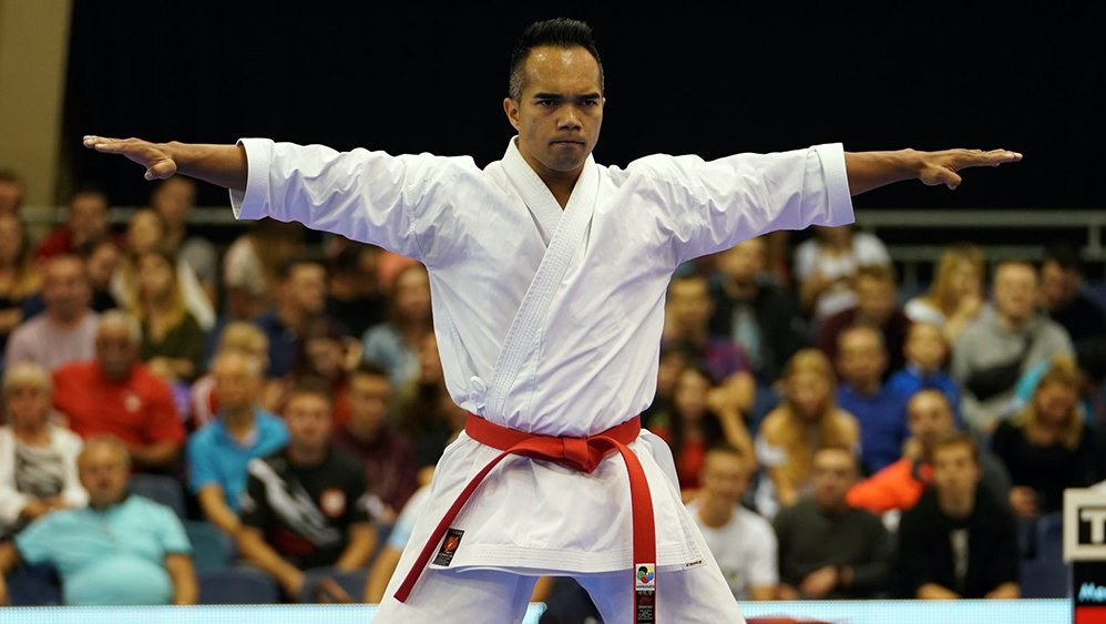 Places at World Beach Games up for grabs at Oceania Karate Championship in Sydney