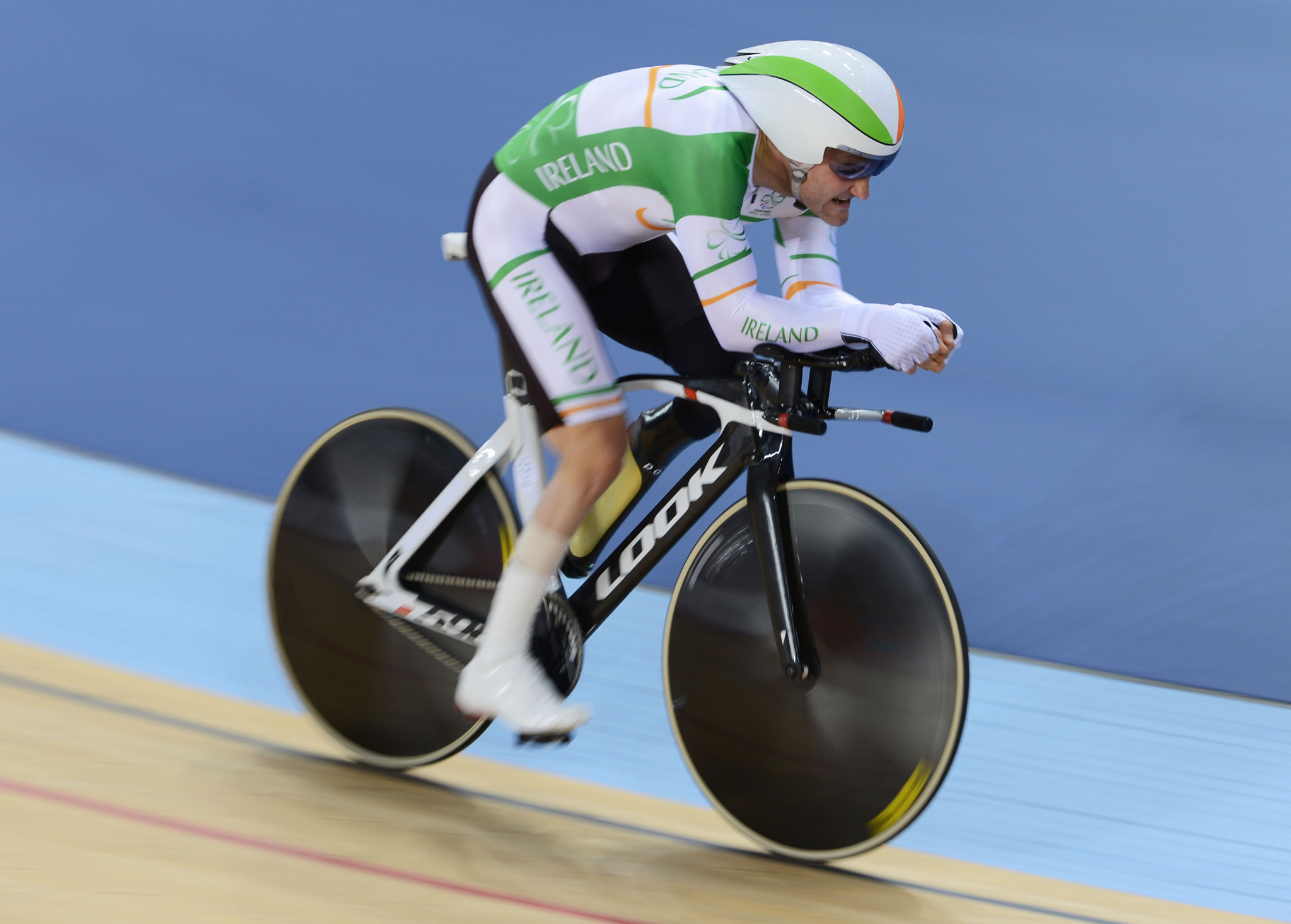Ireland's multiple Para-cycling champion and history man Lynch announces retirement aged 48