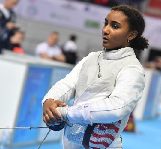 American Scruggs completes women's foil double at Junior and Cadet World Fencing Championships