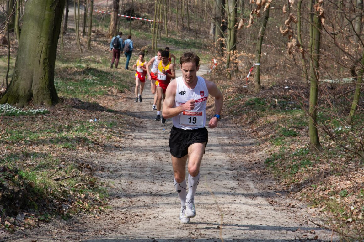Hosts Poland dominated at the INAS Athletics Cross-Country World Championships ©INAS
