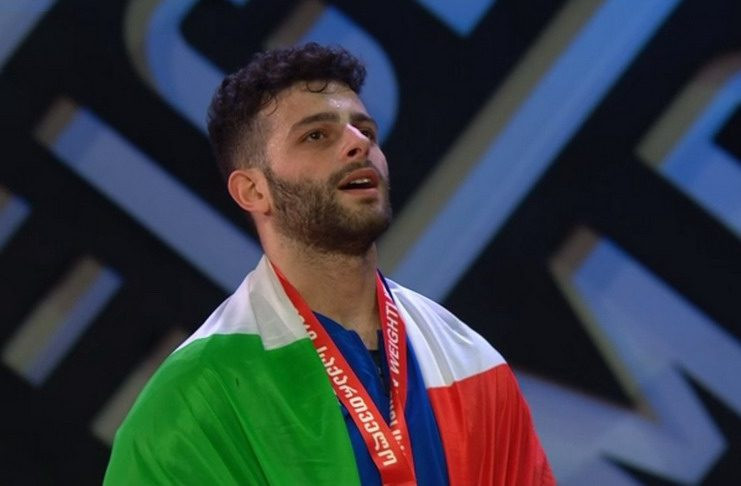 Italian strikes gold after bomb-out king Godelli flops again at European Weightlifting Championships