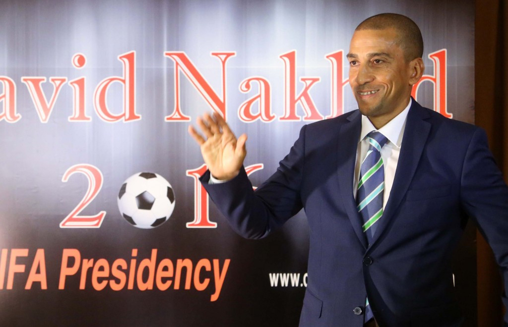 David Nakhid excluded from FIFA Presidency race as seven candidates are confirmed