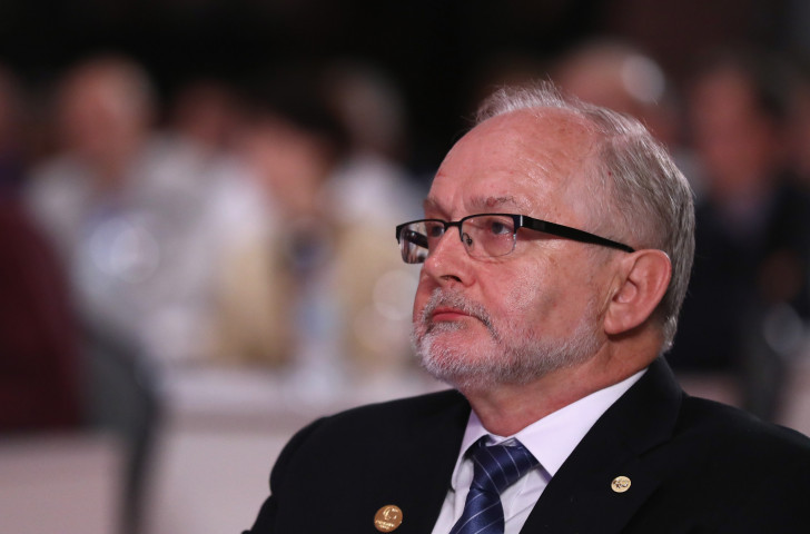 Parsons was diplomatic in response to the question of how his predecessor as IPC President, Britain's Sir Philip Craven, felt about the reinstatement of the Russian Paralympic Committee this year ©Getty Images