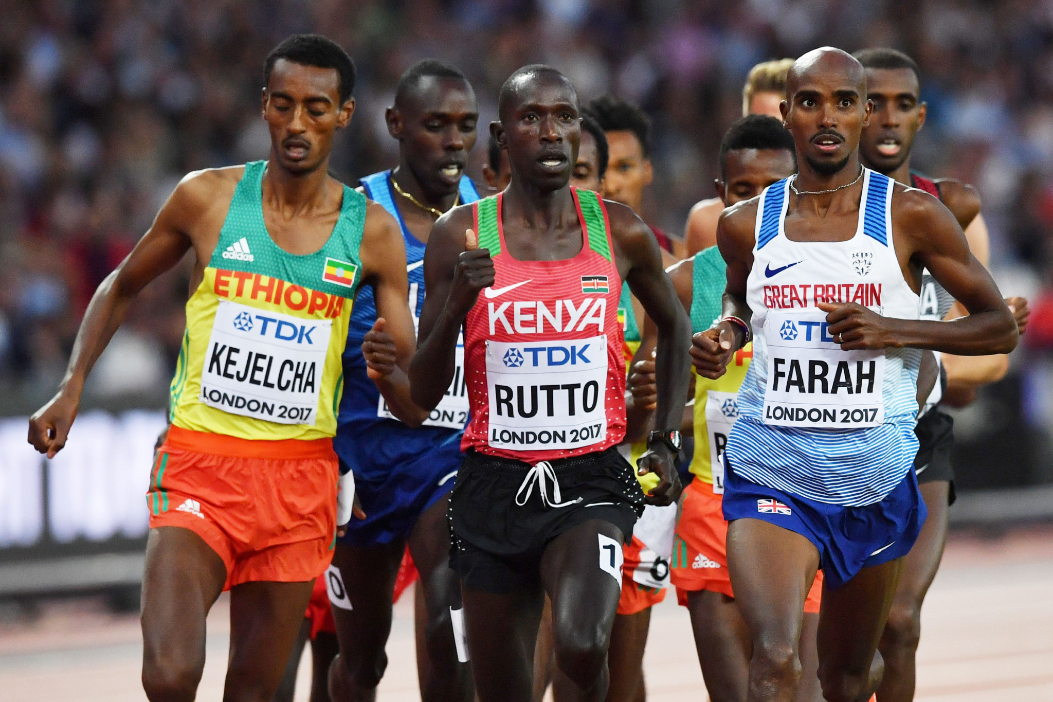 Cyrus Rutto has become the latest Kenyan distance runner to be provisionally suspended in a doping case ©Getty Images