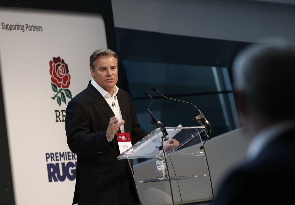 World Rugby chief executive Brett Gosper says they conducted
