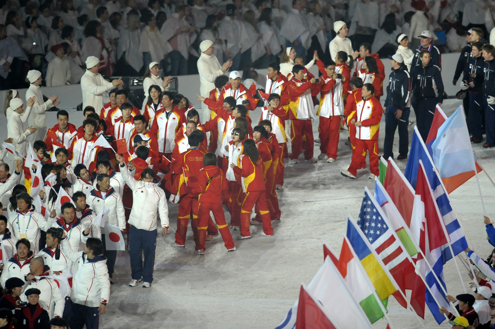 China's best-ever Winter Olympic Games performance came at Vancouver 2010 ©Getty Images
