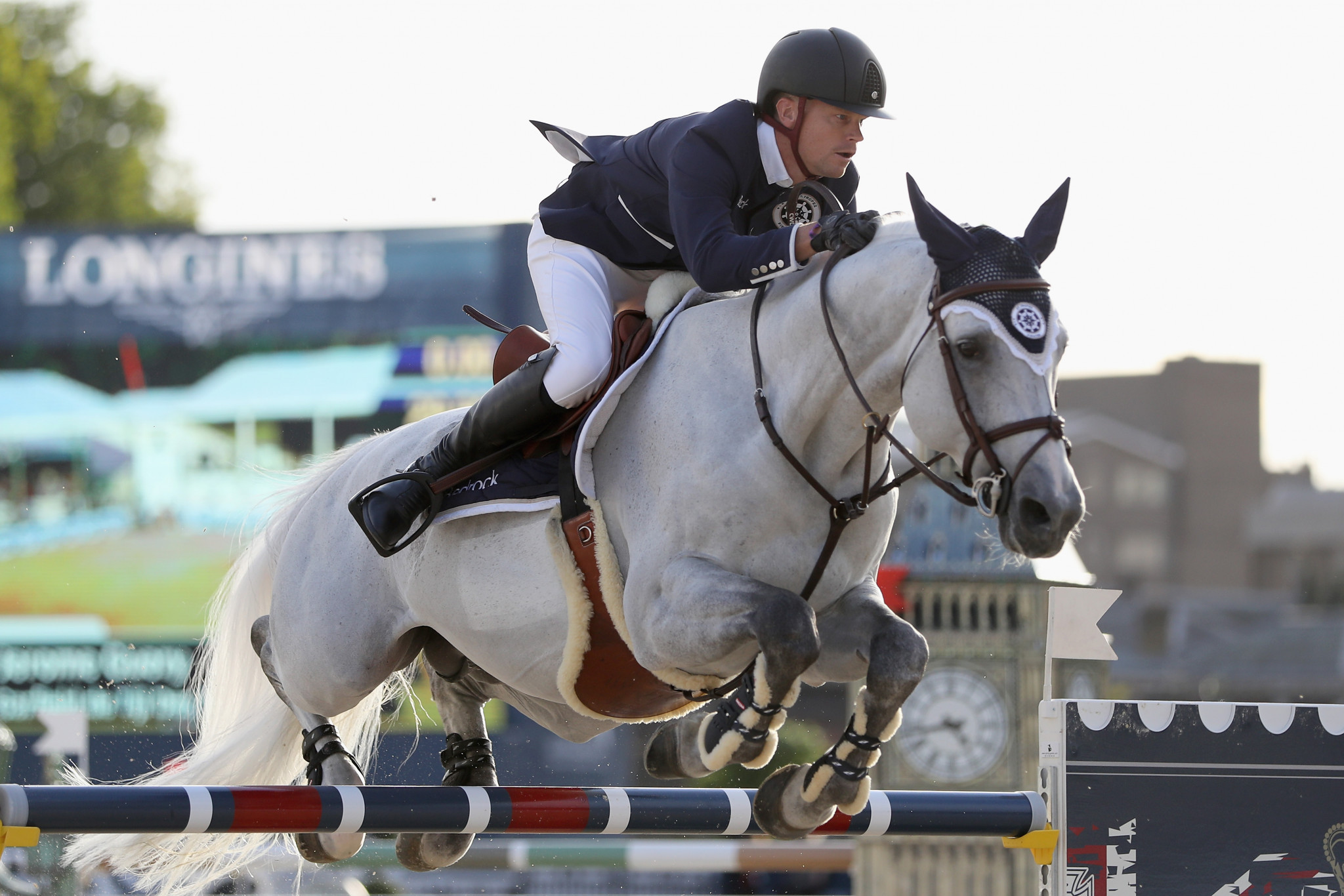 Second stop of Longines Global Champions Tour to begin in Mexico City