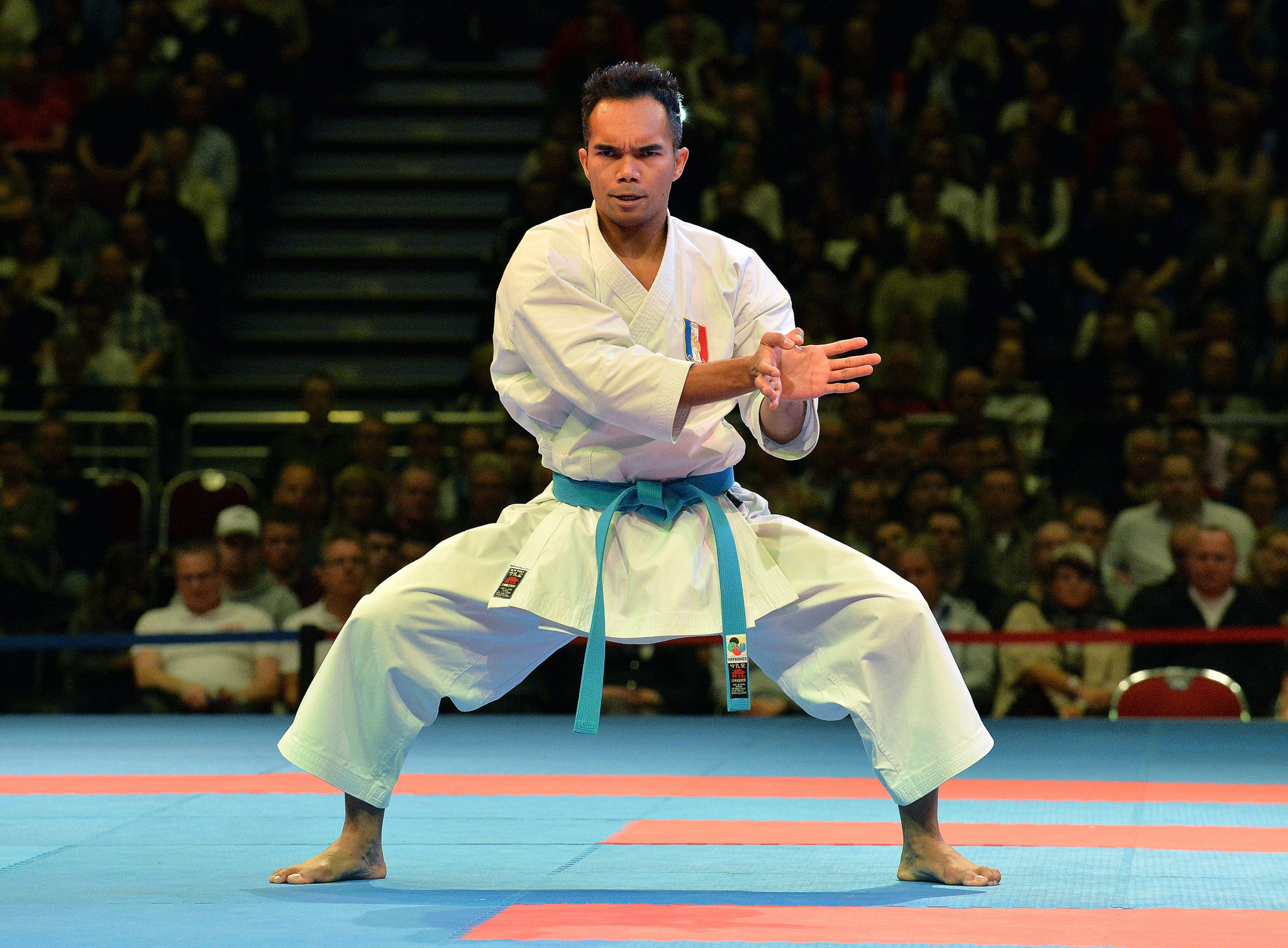 Dack clinches gold at Oceania Karate Federation Championships in Sydney
