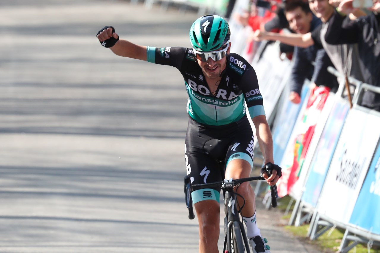 Buchmann takes over lead from team-mate Schachmann on Tour of the Basque Country penultimate day