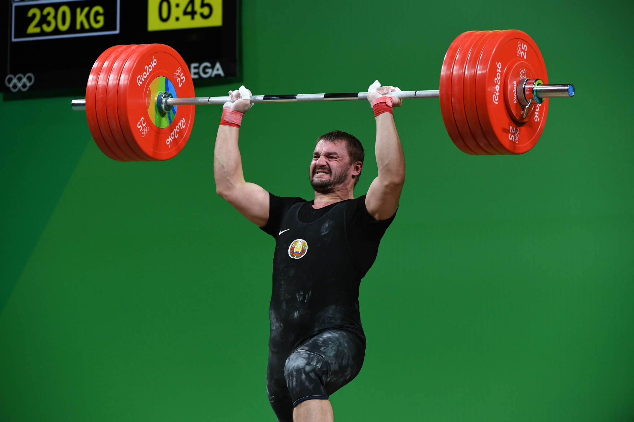 Belarus overtake Russia and Romania in European Weightlifting Championships medals table