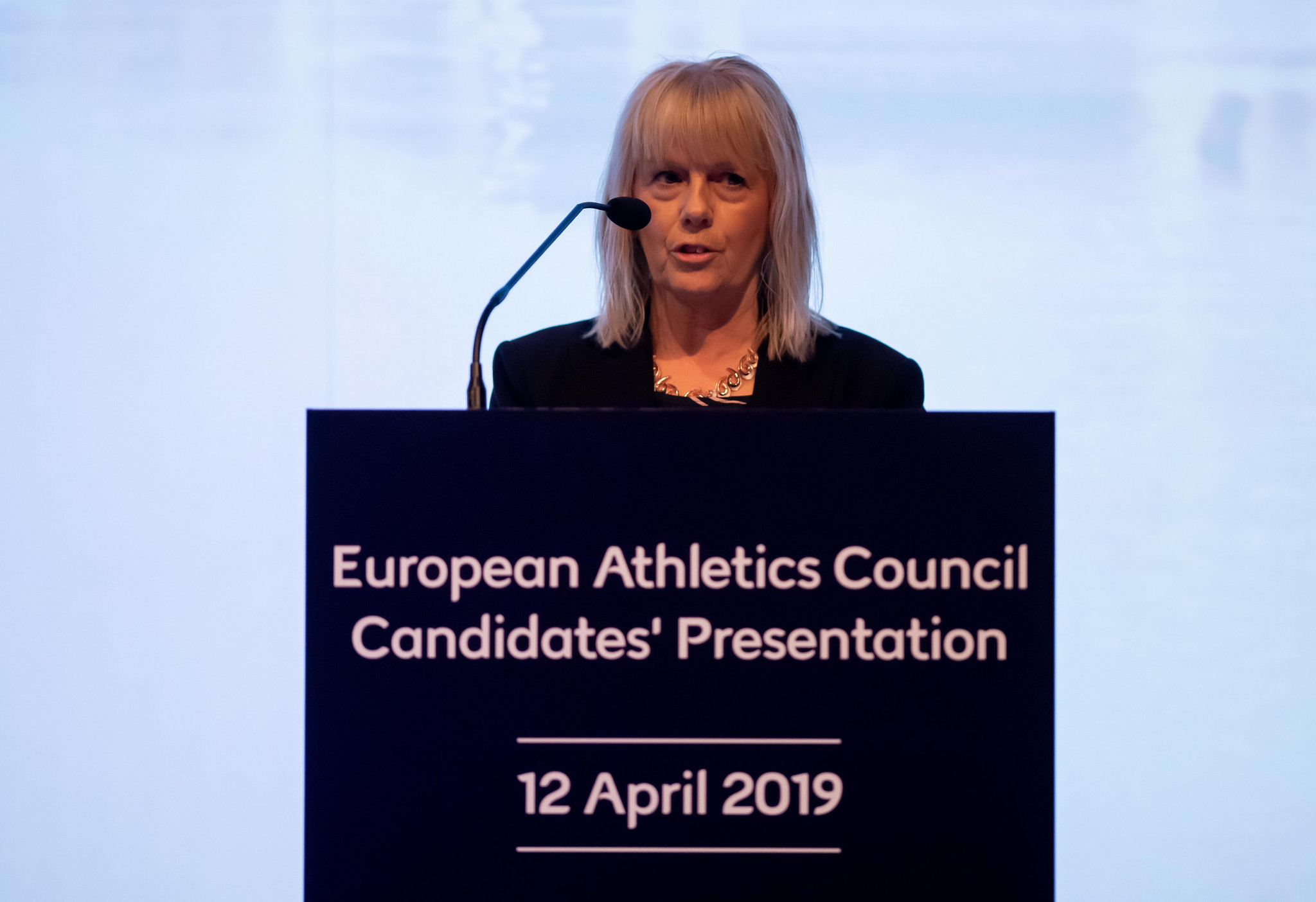 Hansen re-elected as European Athletics President as Alexander becomes only second female vice-president in EA history