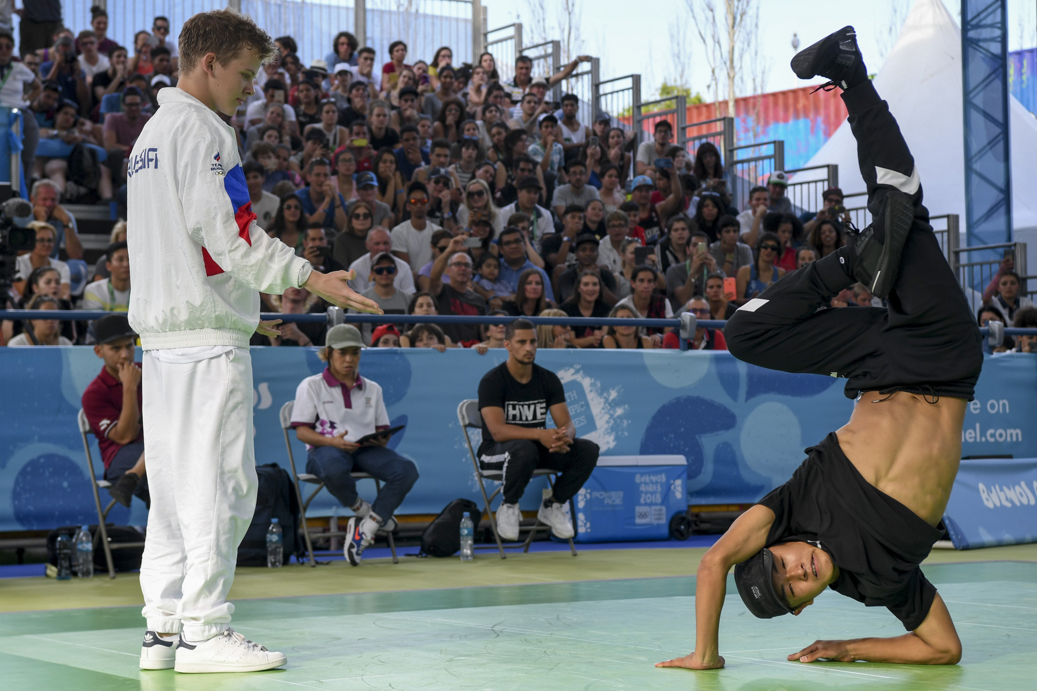Russian Olympic Committee President welcomes proposed addition of breakdancing to Paris 2024