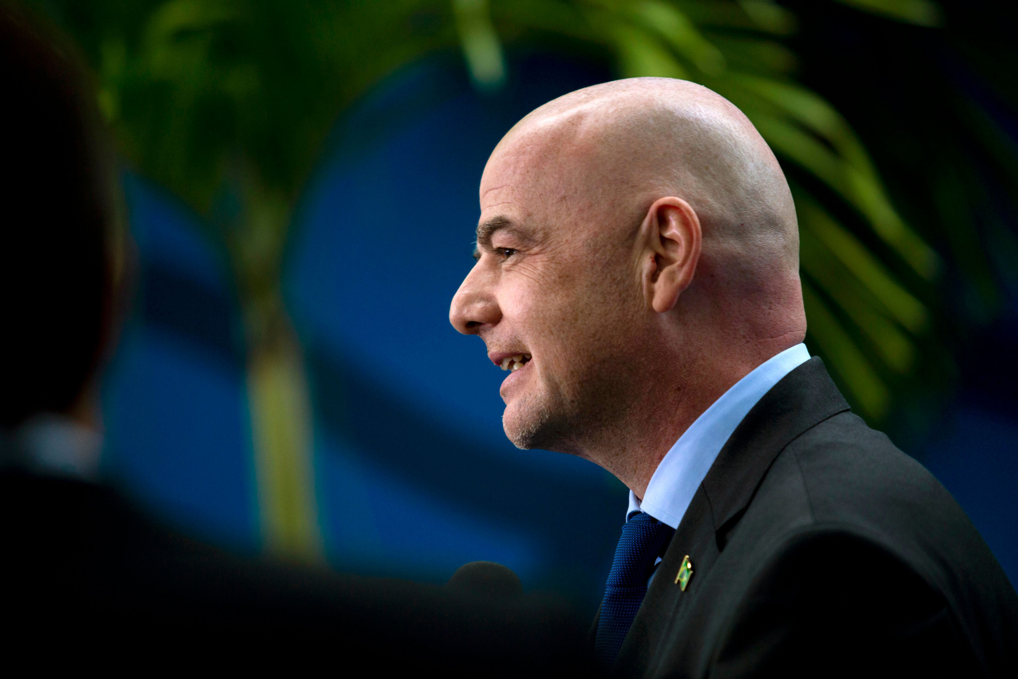 Infantino says FIFA still chasing missing $10.3 million linked to German 2006 World Cup bid