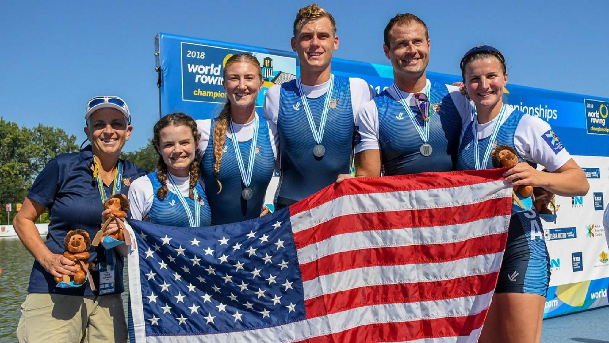 The first American training centre for rowers with disabilities in the United States, the USRowing Para Training Center-Boston, has opened ©USRowing