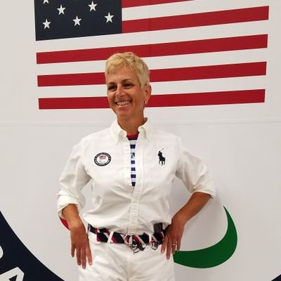 Ellen Minzner, CRI's director of inclusion of advocacy, will now also be USRowing's para high performance director ©Twitter