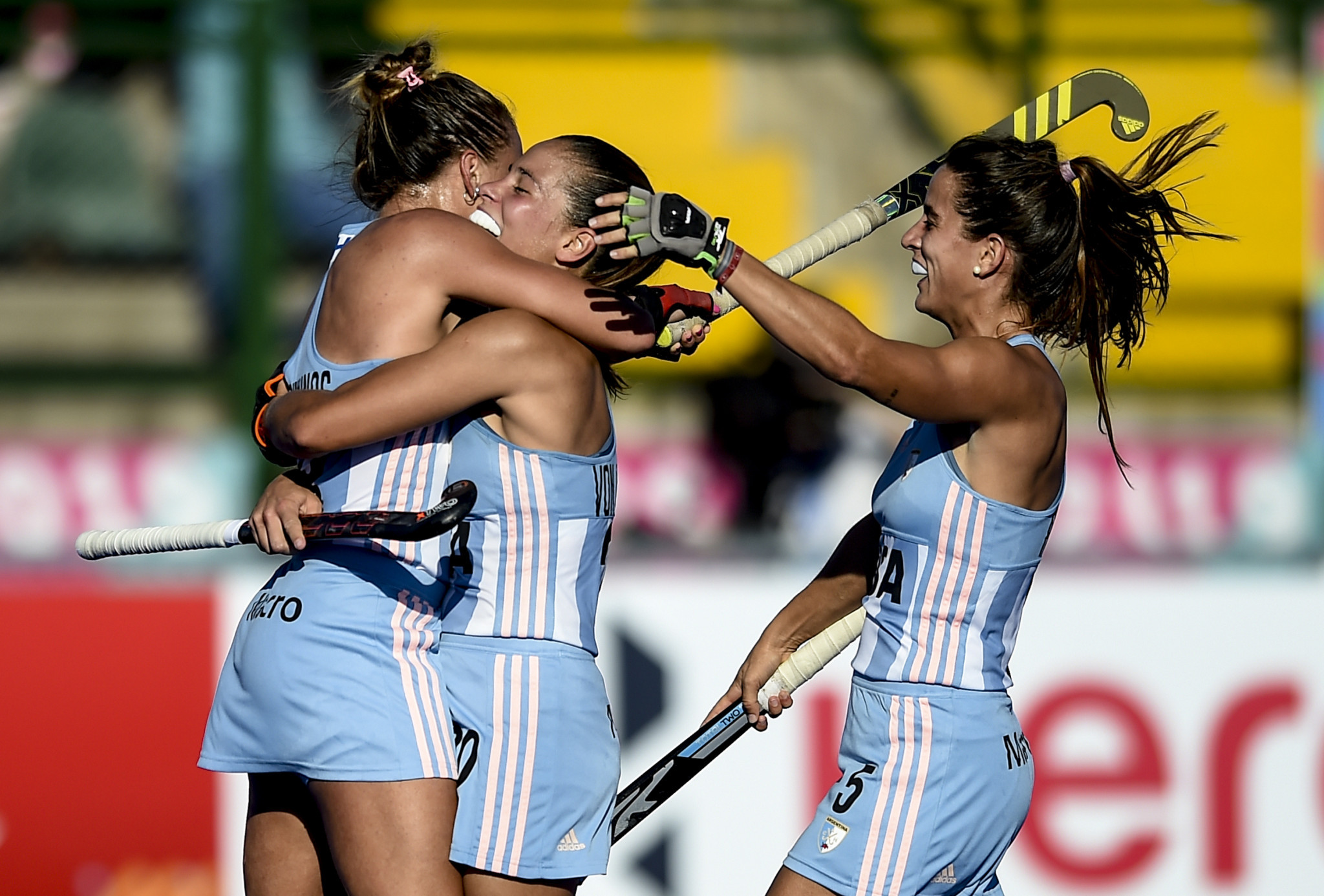 Argentina continue winning streak in FIH Pro League