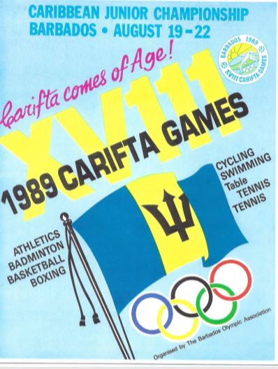 CARIFTA comes of age – but the following year the Caribbean athletics federations jointly decided there would be no more multi-sport Games – to Sealy's disappointment ©AustinSealy