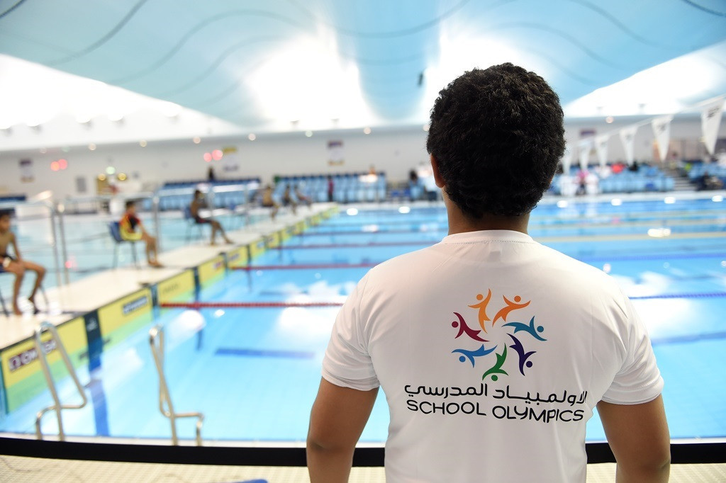 The UAE NOC are set to host the seventh edition of their School Olympics project ©UAE NOC
