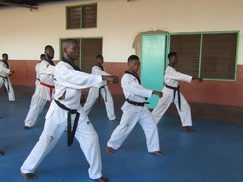 Ghana Taekwondo Federation holds coaching course as part of DNSS Programme