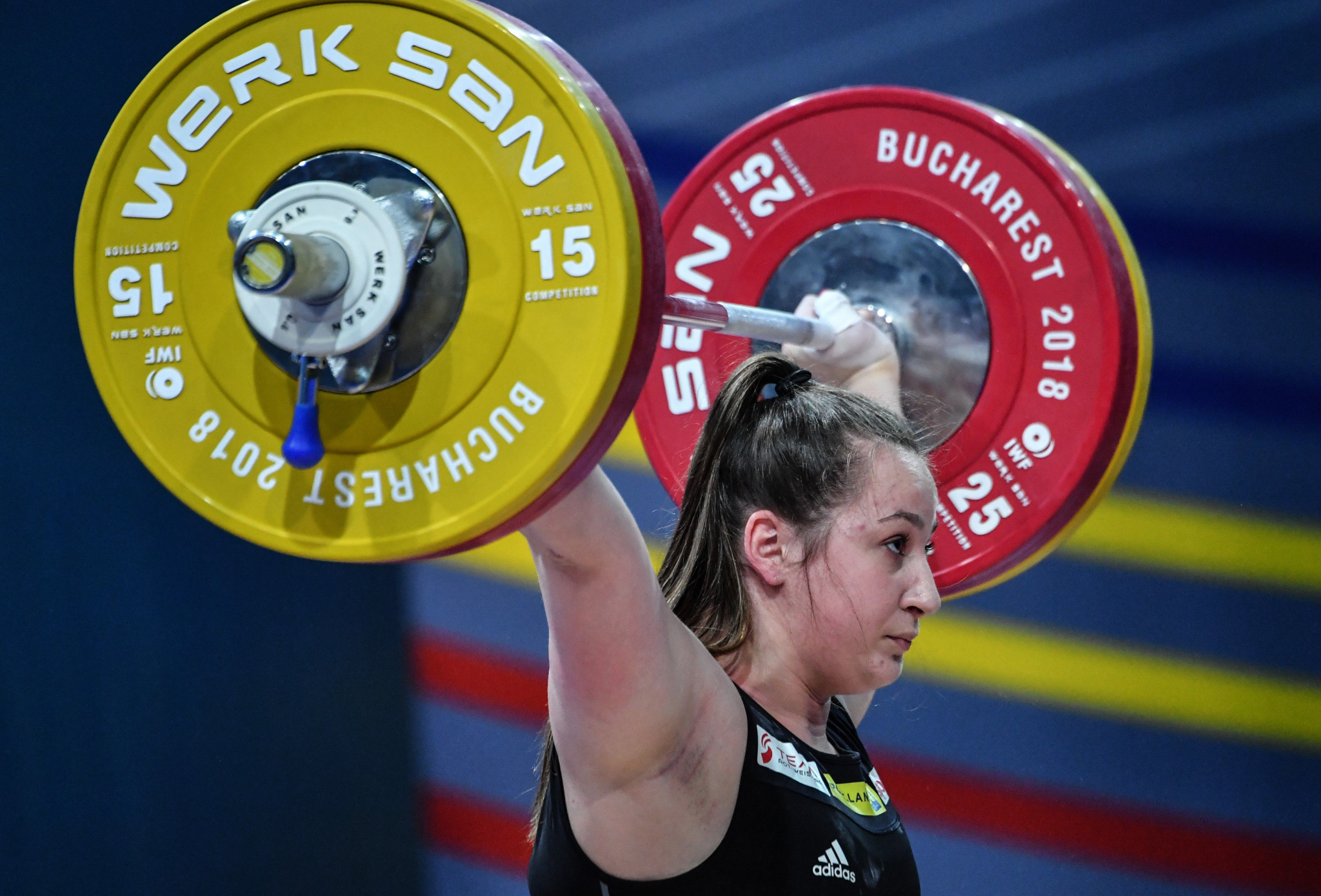 All-time medals record in Europe heralds new era for cleaned-up weightlifting
