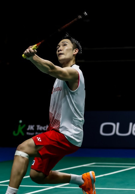 World number ones Momota and Tai earn second BWF Singapore Open titles