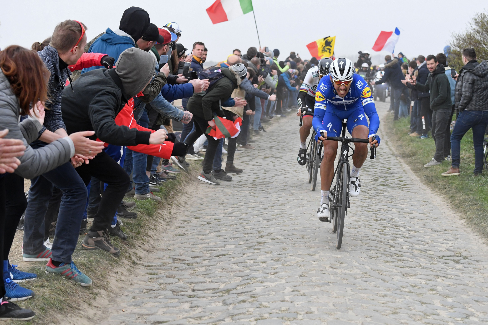 Philippe Gilbert has now won four of cycling's five monuments ©Getty Images