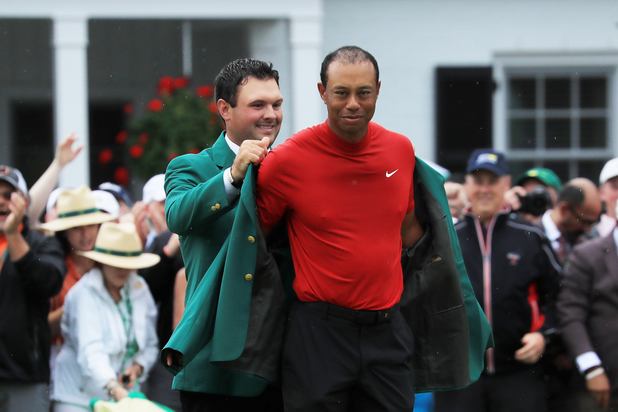 Woods wins The Masters to claim 15th major