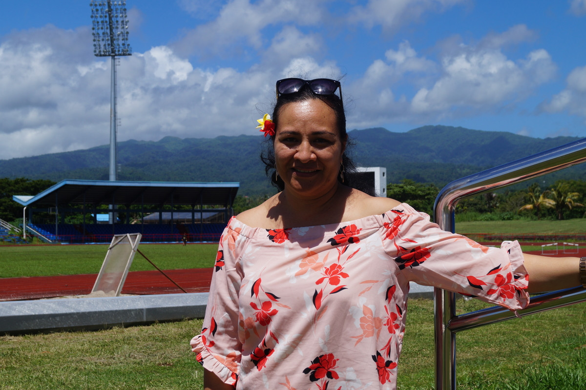 Preparations for anti-doping controls during the Samoa 2019 Pacific Games have impressed the chief executive of the Oceania Regional Anti-Doping Organization, Natanya Potoi-Ulia ©Samoa 2019