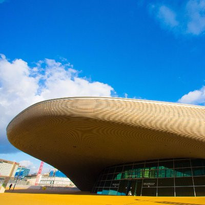 The rearranged World Para Swimming Championships will take place in London ©London Aquatics Centre