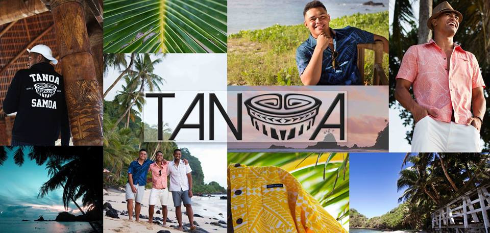 The sponsorship deal between the Tanoa Samoa Clothing Co. and the Pacific Games is a way of the local company giving back to the community, it is claimed ©Tanoa Samoa Clothing Co.