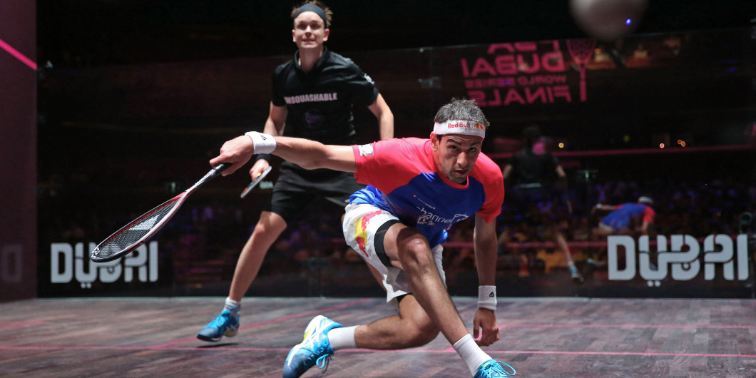 Dubai has hosted the last three editions of the PSA World Tour Finals ©PSA