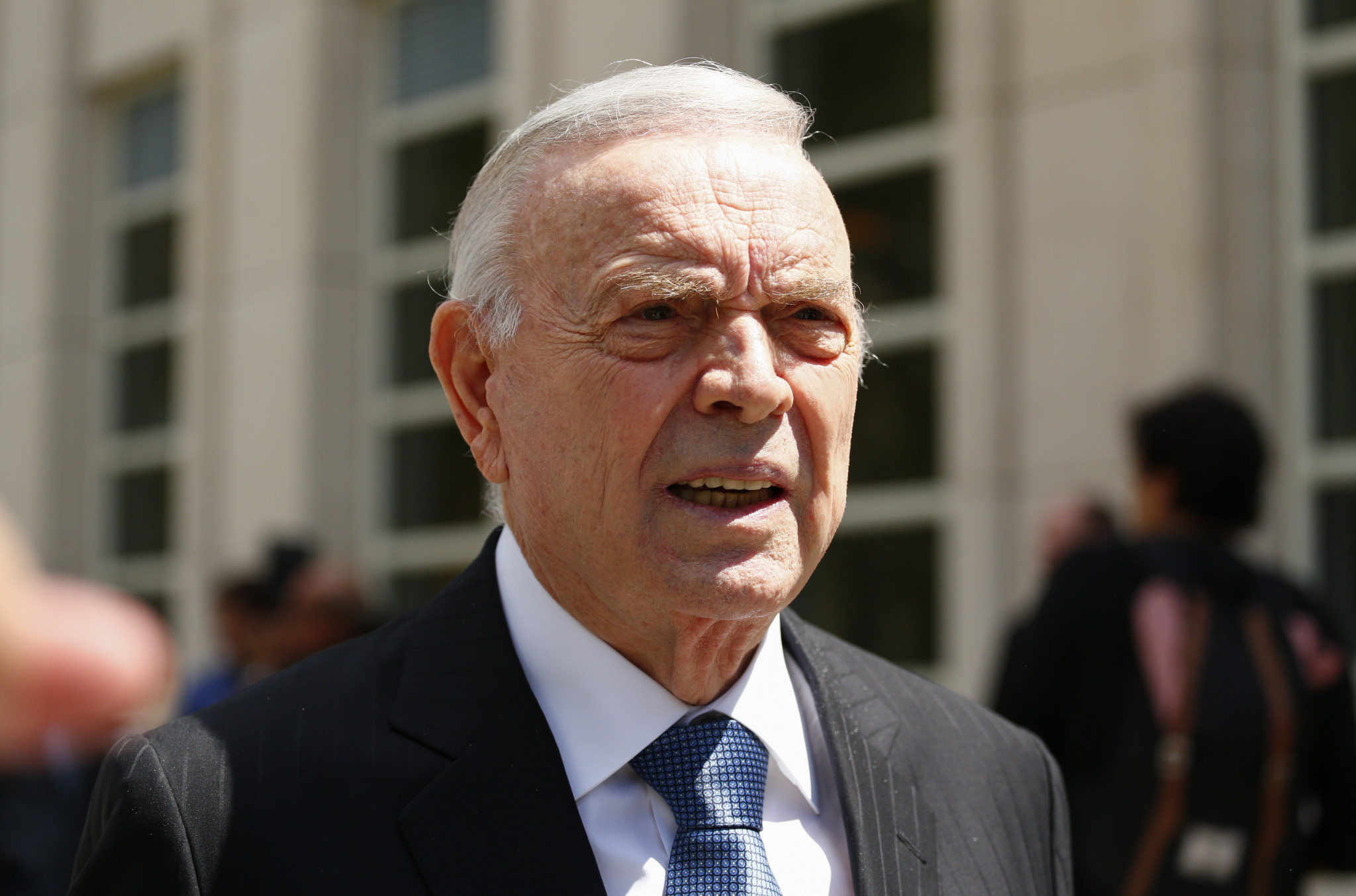 Former Brazilian Football Confederation President Jose Maria Marin was sentenced to four years in prison last August ©Getty Images