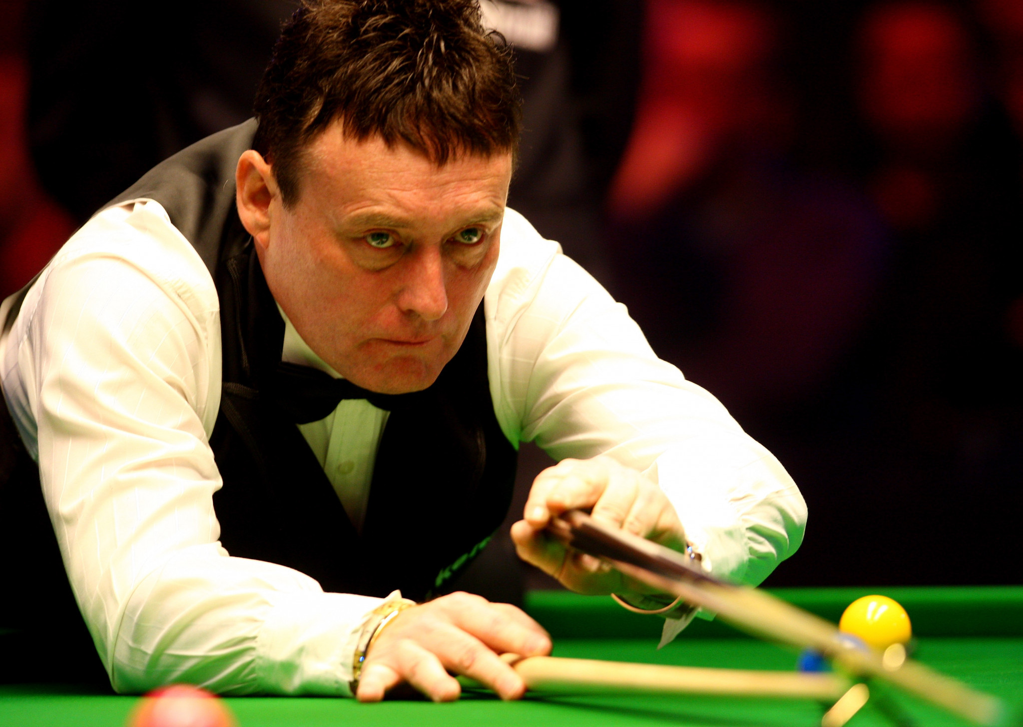 Jimmy White will be among legendary players taking part in the new World Professional Seniors Championship at the Crucible Theatre, Sheffield in August ©Getty Images