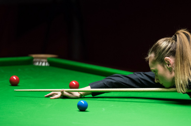 The newly announced World Seniors Snooker Championship that will debut at the Crucible Theatre in Sheffield in August will also showcase the World Women's Snooker Tour and the World Disability Billiards and Snooker Tour ©Getty Images