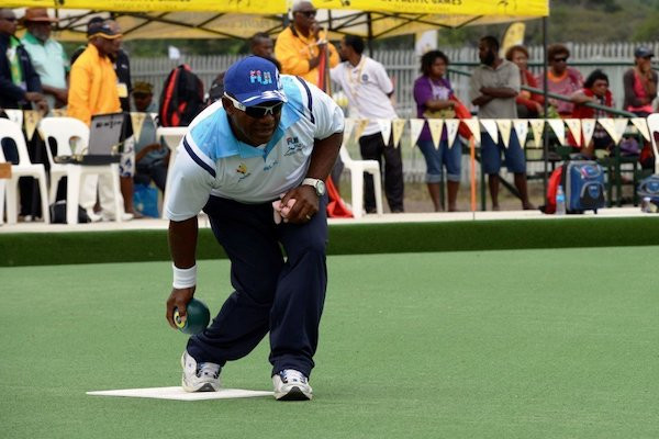 Umpires in Samoa are being trained for the bowls event at this year's Pacific Games ©Samoa 2019