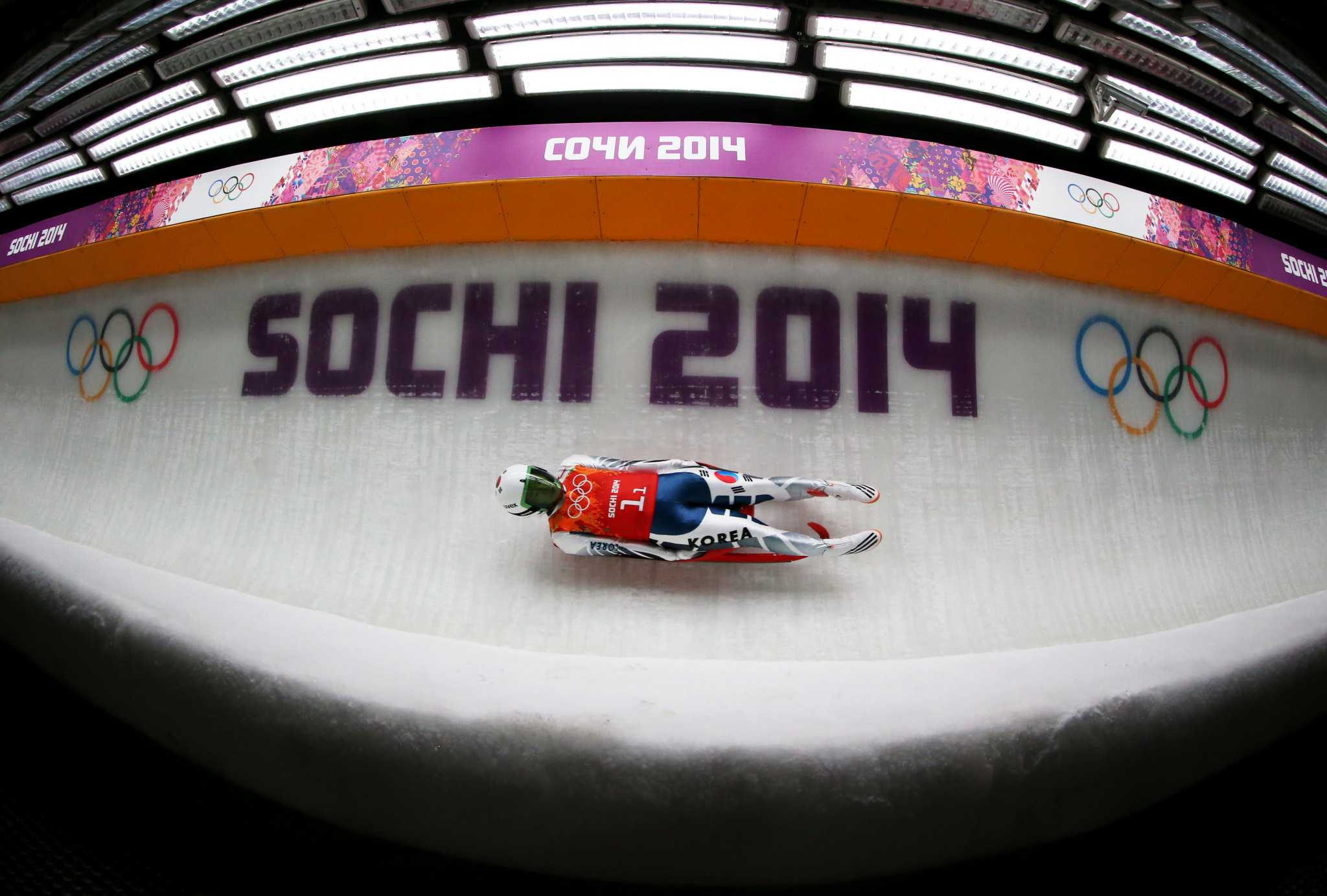 Sochi, host of the 2014 Winter Olympic Games, was awarded the 2020 FIL World Championships back in 2016 ©Getty Images