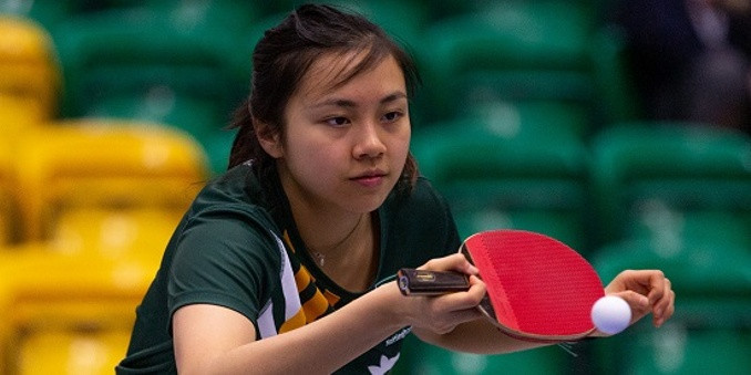 British Universities and Colleges Sport names table tennis team for Naples 2019