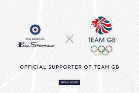 Designer Ben Sherman partners with British Olympic Association for Tokyo 2020