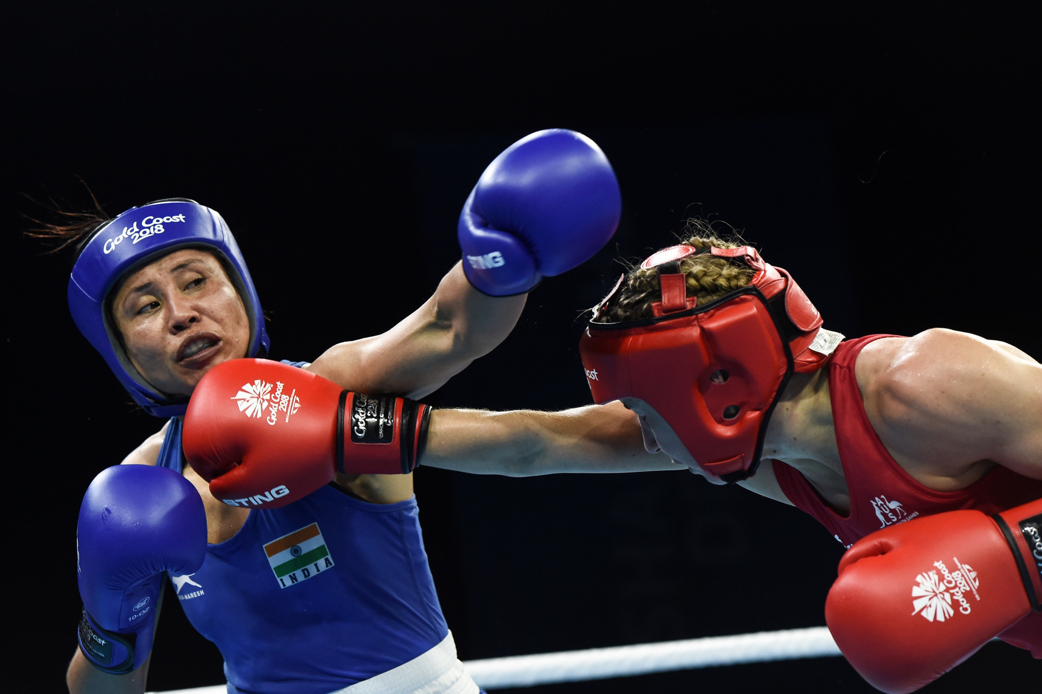 Sarita Devi is among the boxers that will be representing India at the event ©Getty Images