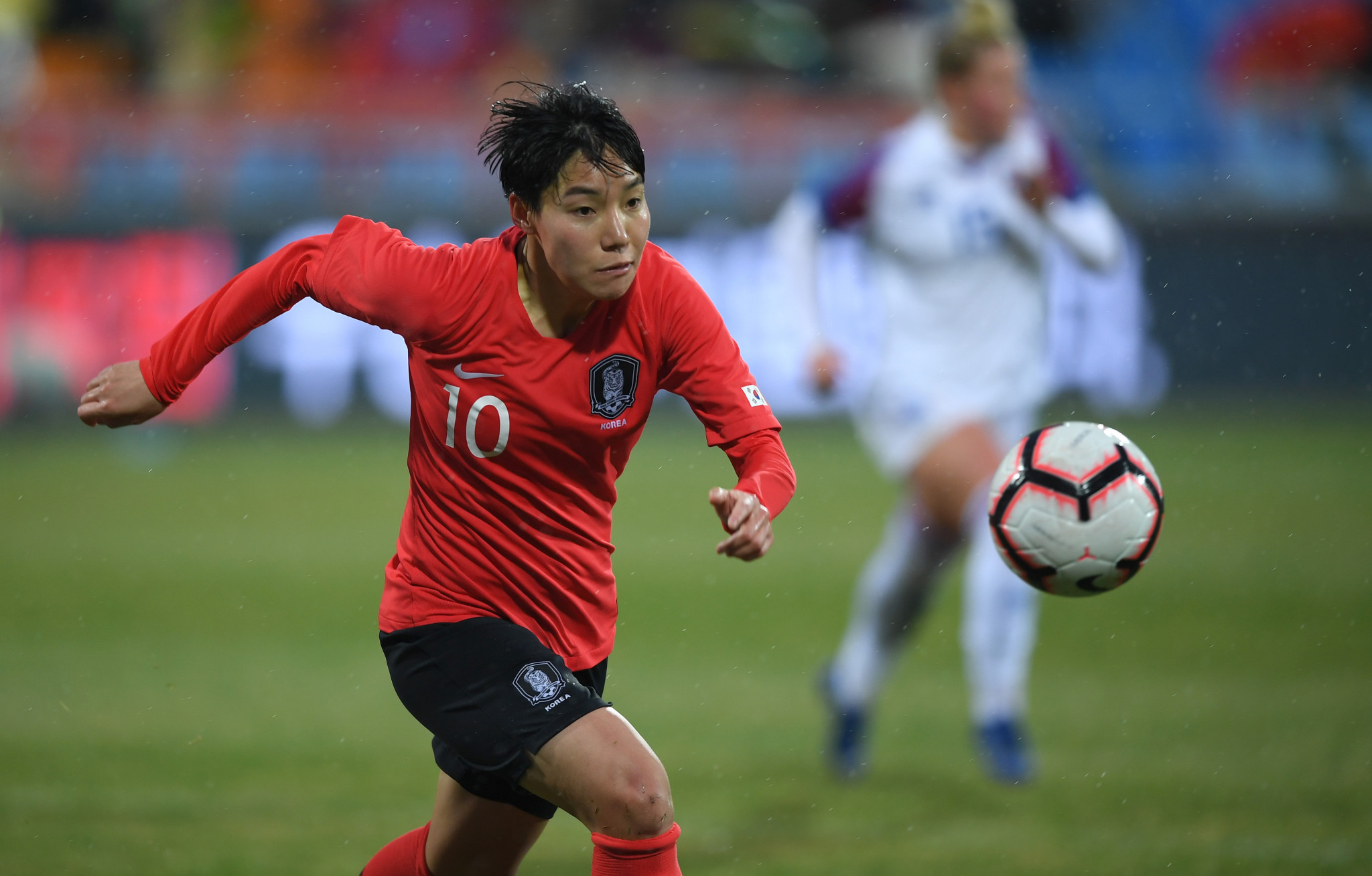 South Korea has expressed an interest in submitting a joint bid with North Korea for the FIFA 2023 Women's World Cup ©Getty Images