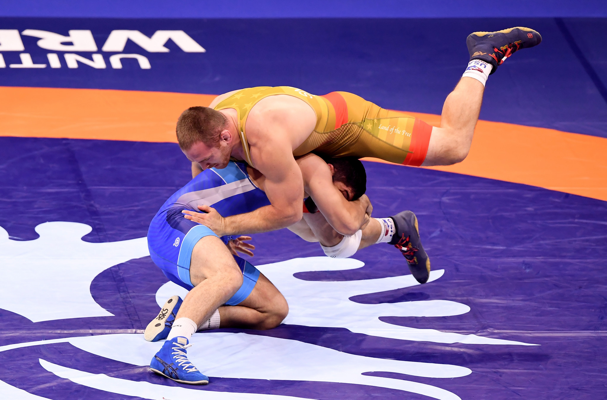 Four Olympic champions headline field for 2019 Pan American Wrestling Championships in Buenos Aires