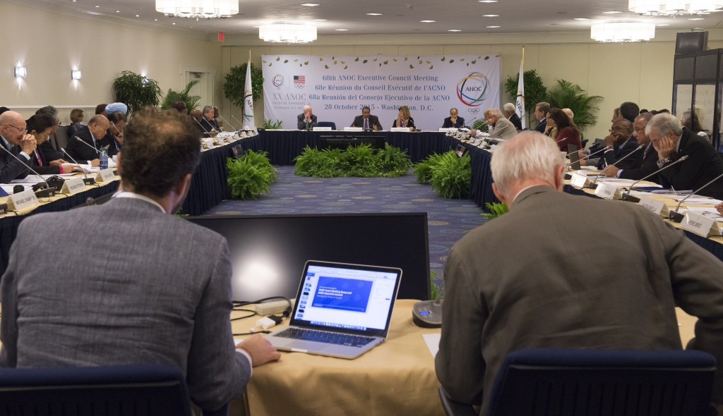 San Diego was confirmed as host during today's ANOC Executive Council meeting ©Getty Images