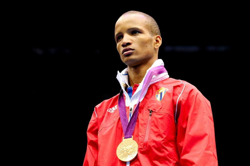 Roniel Iglesias was one of five Cuban gold medallists at London 2012
