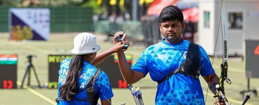 Indian Para archery team given second-floor accommodation with no lift