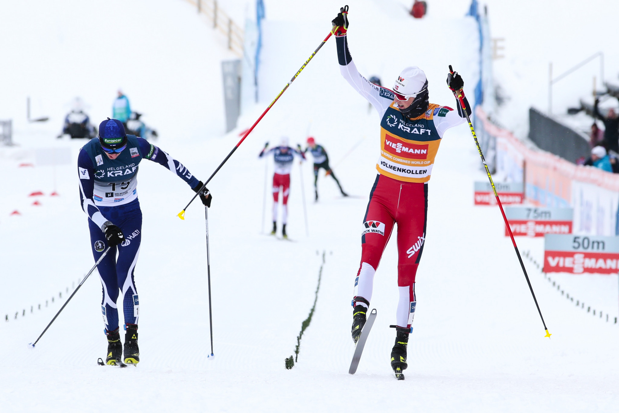 Draft calendar for 2019-2020 FIS Nordic Combined World Cup decided at annual meeting in Zürich