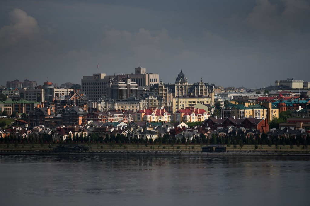 Kazan will host the 2016 World Mixed Curling Championships ©Getty Images