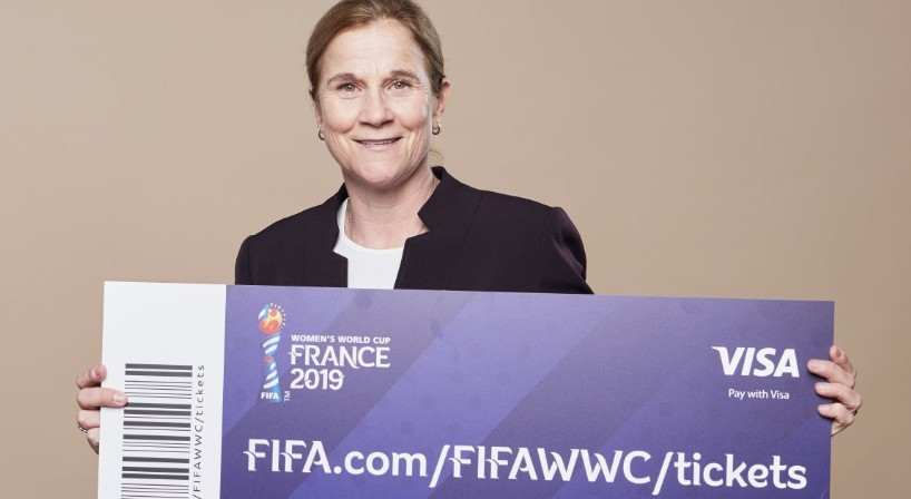 More than 720,000 tickets sold for FIFA Women's World Cup with 50 days to go